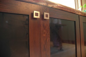 Picture of walnut with matching hardware