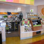 Commercial Interior Store Front